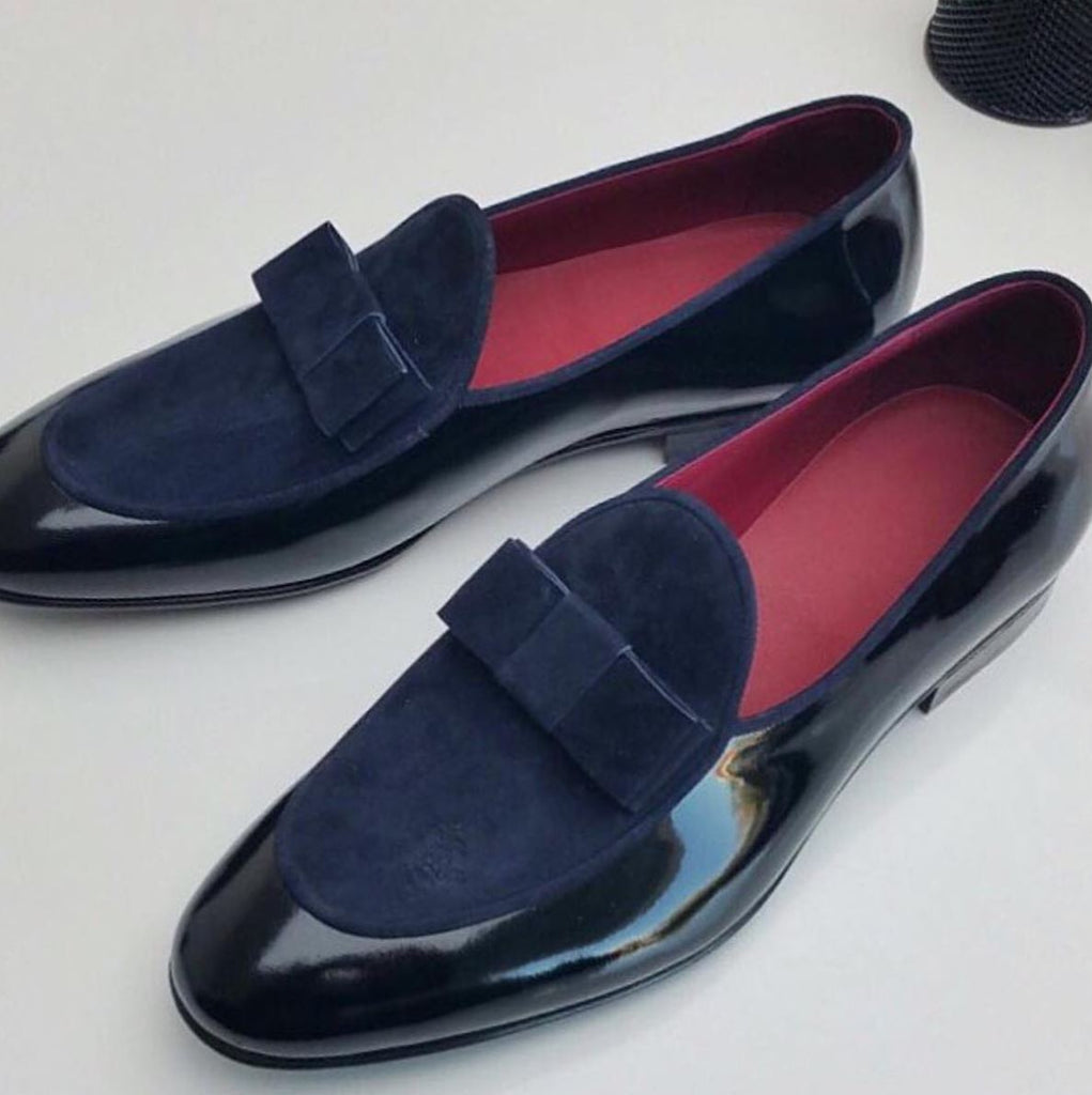The Famous Bowtie Loafers