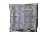 Silk 4 Quadrant Pocket Square - Resso Roth