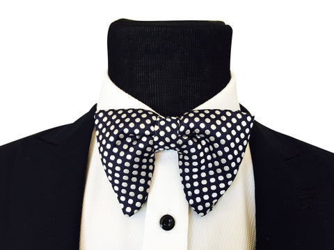 Polka Dot Bow Tie - The Butterfly - Resso Roth