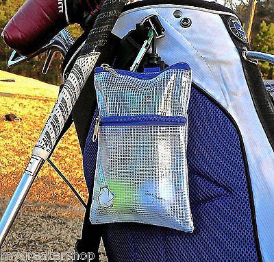 THE GOLF POUCH