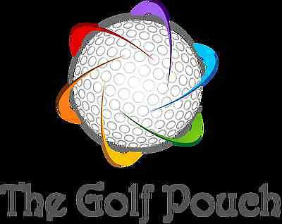 The GOLF POUCH, CANADA FLAG, See Through Pouch for Golf Accessories. USA Seller. - My Greater Shop