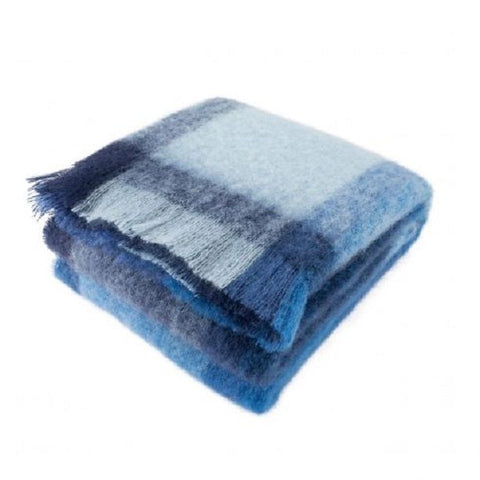 "MOHAIR WOOL THROW by Hinterveld. BEAUTIFUL STORY- ""TREASURE ISLAND"". South African - My Greater Shop"