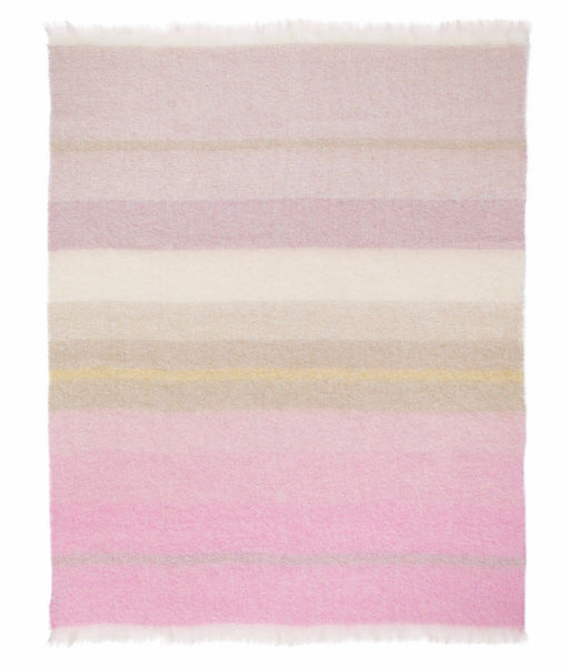 Hinterveld ALPACA & SILK THROW. Rhapsody Stanza. Hand Woven in South Africa! - My Greater Shop