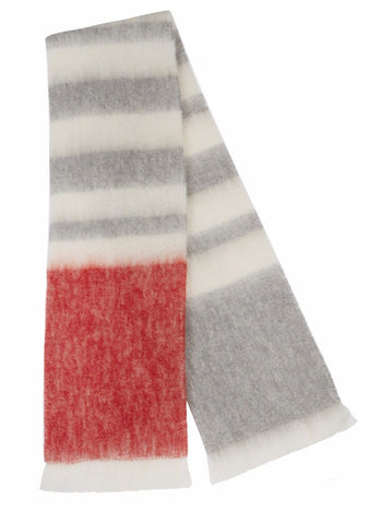 Hinterveld RHAPSODY CLARION SCARF. Alpaca & Silk, Hand Made in South Africa! NEW - My Greater Shop