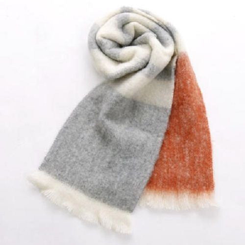 "Hinterveld RHAPSODY ""CLARION"" SCARF. Alpaca & Silk, Hand Made in South Africa! - My Greater Shop"