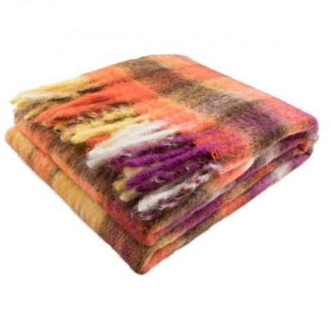 Luxurious Hinterveld ILANGA AFRICA BLANKET. Genuine South Africa Mohair & Wool! - My Greater Shop