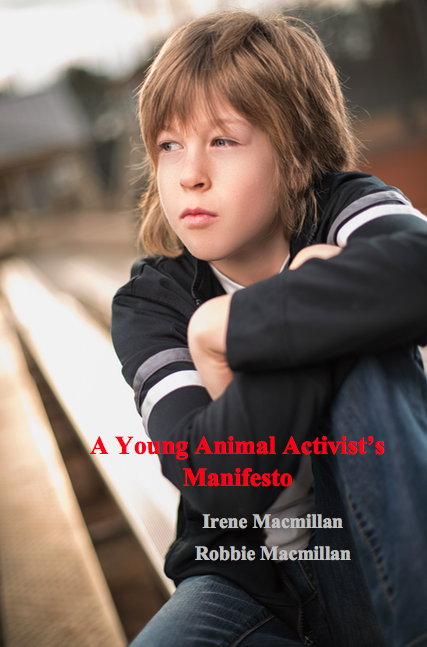 A Young Animal Activist's Manifesto - My Greater Shop
