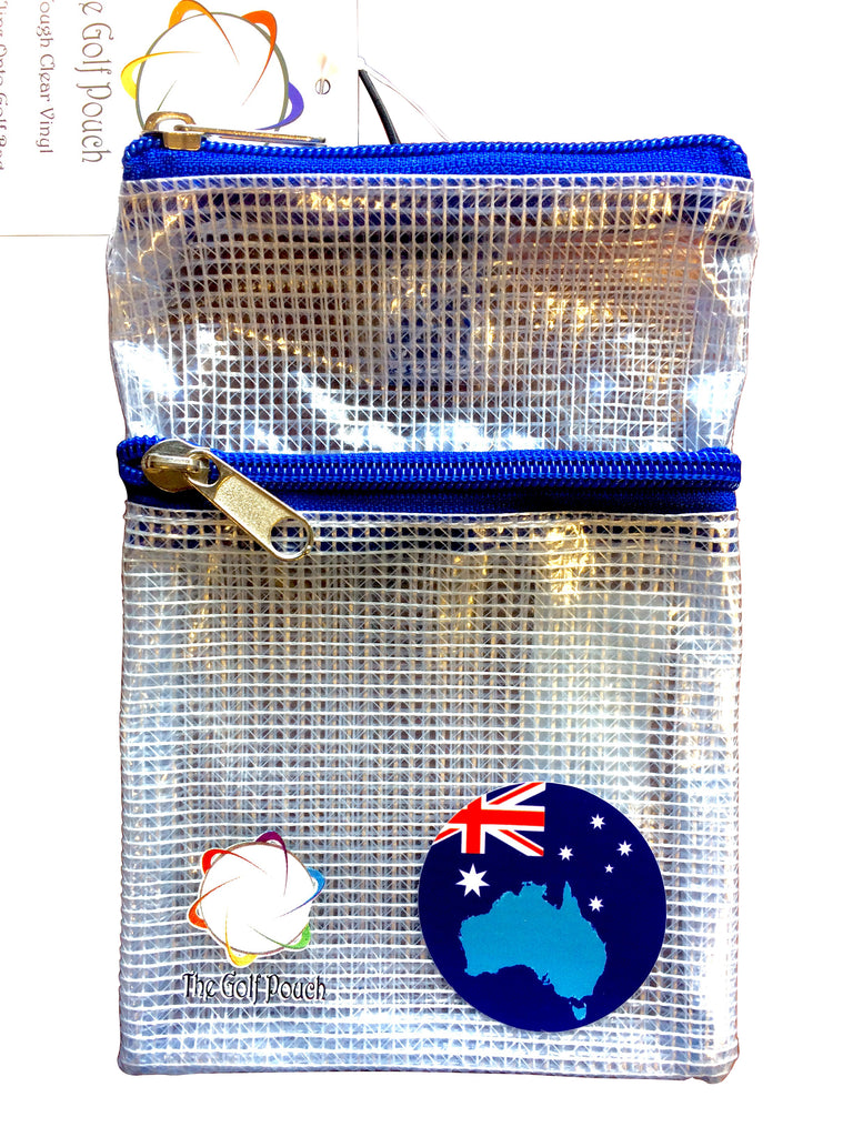 The Golf Pouch - Australian Map Flag - My Greater Shop