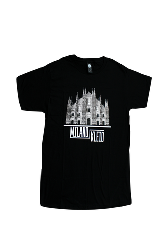Black & White T-Shirt | Big Cathedral Logo