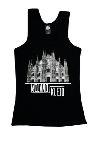 Black & White Tanktop | Big Cathedral Logo