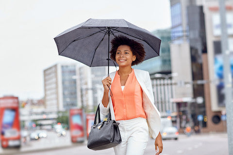 Protecting Your Handbag Against Rain and Stains