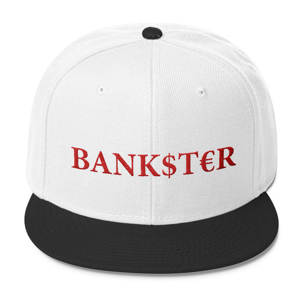 The Iconic BANK$T€R Snapback