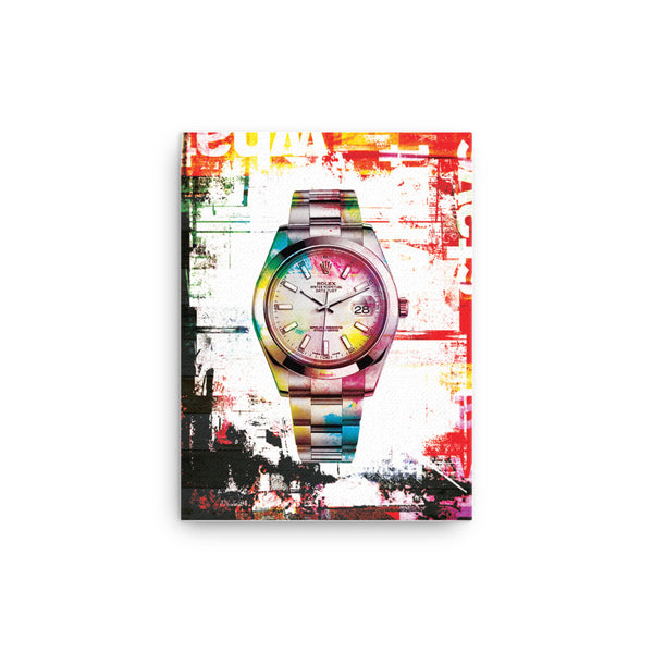 Color Rollie Canvas