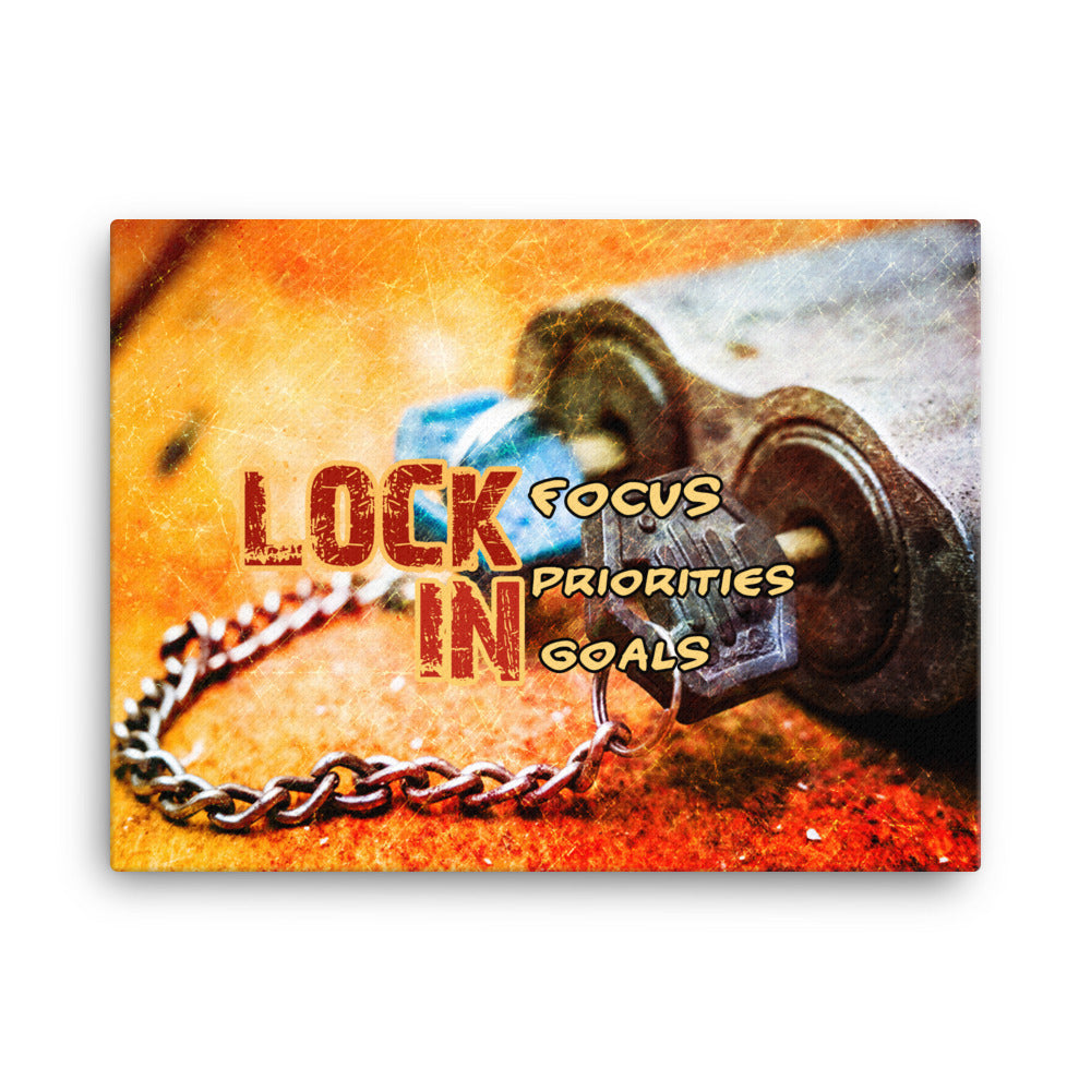 Lock In Canvas