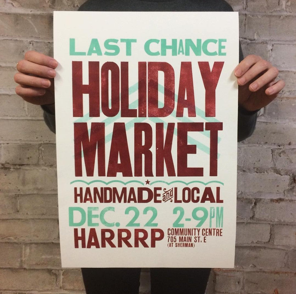 Last Chance Holiday Market