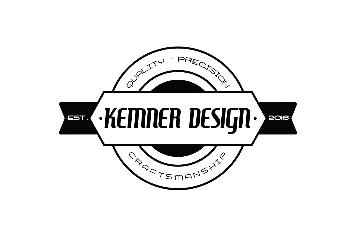 Updated look for Kemner Design