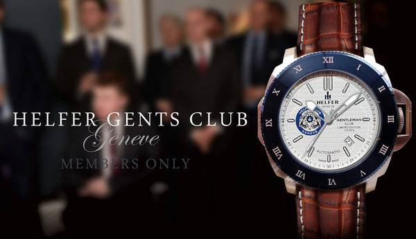 Introducing the Helfer Gents Club