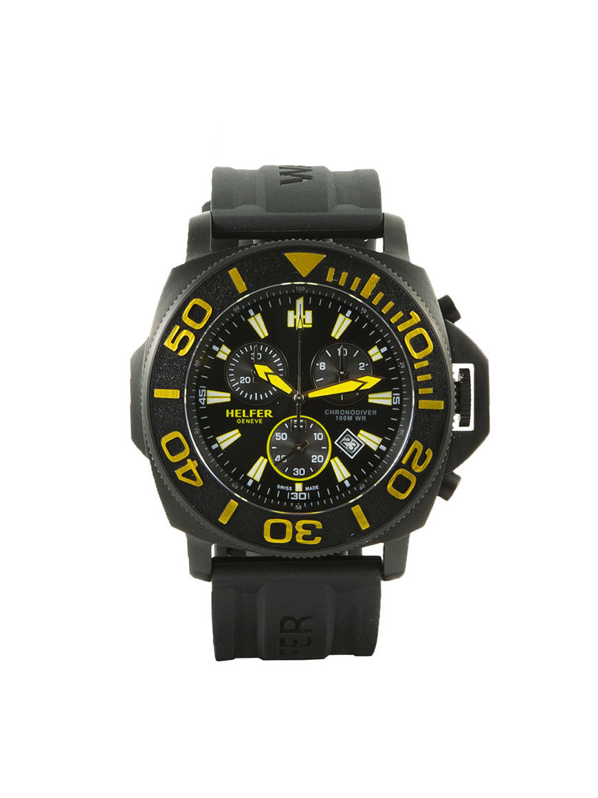 Chronodiver PWR Yellow