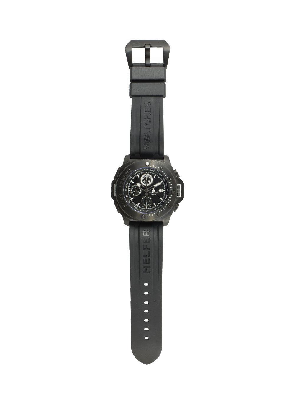 Body Element Timemaster Black