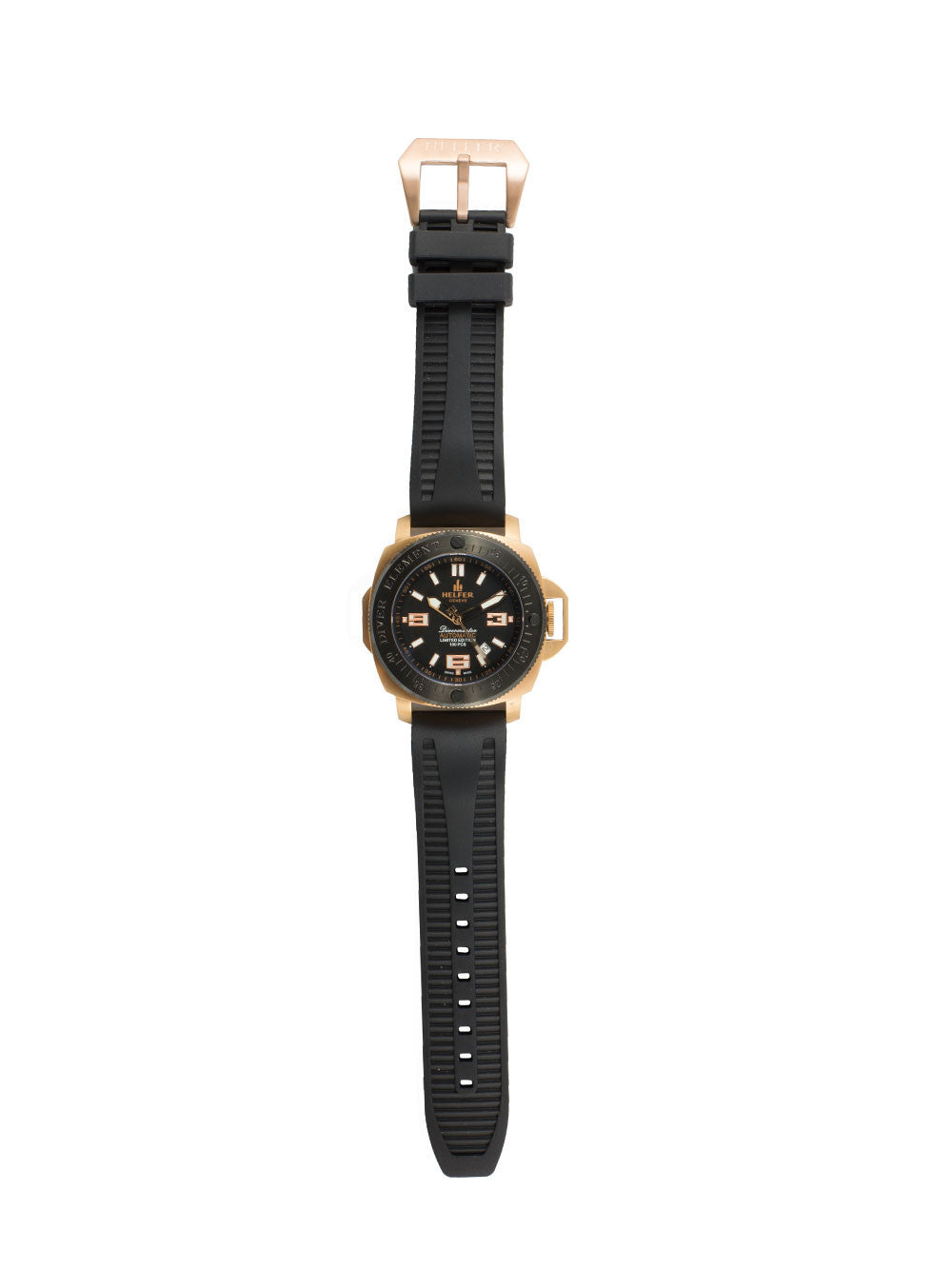 Divermaster RG - Black/Gold