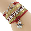Image of San Francisco 49ers Bracelets