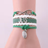 Image of New York Jets Bracelets
