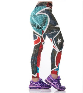 LIMITED EDITION Houston Texans Leggings