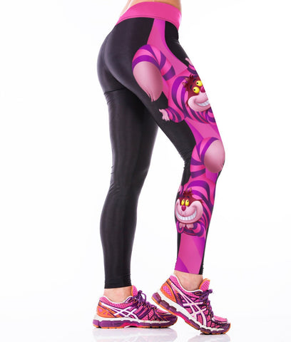Cheshire Cat Leggings for Women