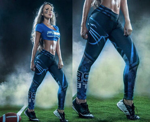 LIMITED EDITION Carolina Sports Leggings
