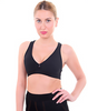 Black Sport Yoga Bra