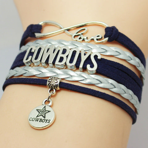 Dallas Cowboys Bracelets