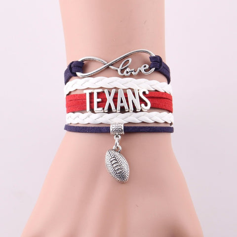 Houston Texans Bracelets