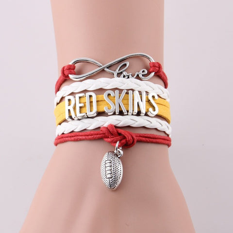 Washington Redskins Bracelets