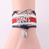 New York Giants Bracelets