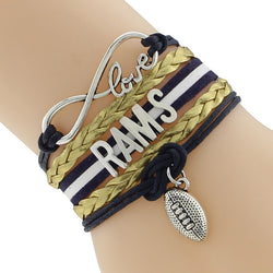 Los Angeles Rams Bracelets