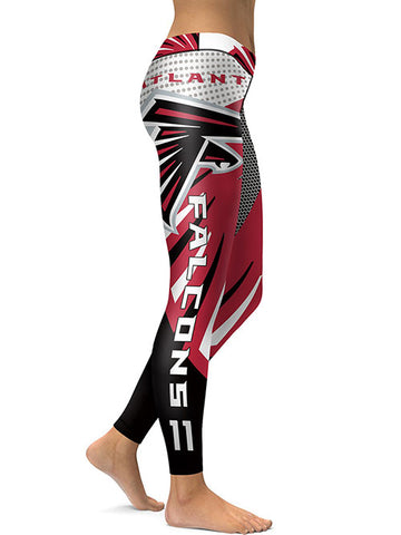 Atlanta New Design 2017 Sports Leggings