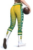 Image of Green Bay (HQ) New Design 2017 Sports Leggings