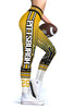 Image of Pittsburgh (HQ) New Design 2017 Sports Leggings