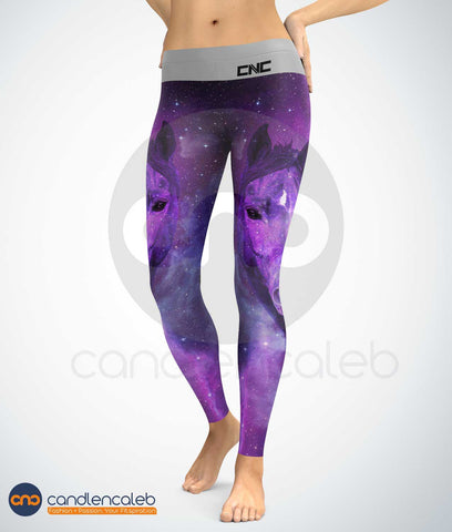 Cosmo Regal Horse Leggings