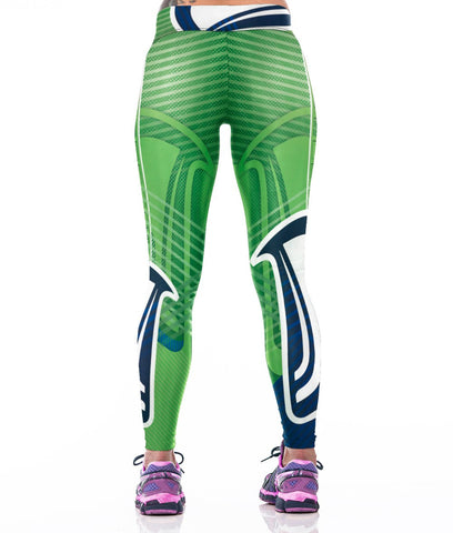 LIMITED EDITION Seattle Sports Leggings