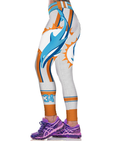 LIMITED EDITION Miami Sports Leggings