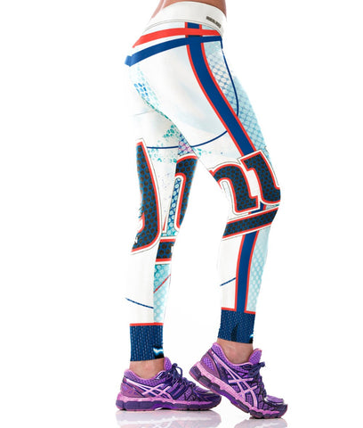 LIMITED EDITION Giants Football Sports Leggings