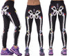 Image of Crazy Bones Leggings for Women