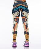 LIMITED EDITION Broncos Football Sports Leggings