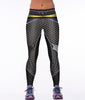Image of Superhero 2016-Batman v Superman: Dawn of Justice Honeycomb Leggings for Women