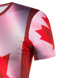 Soccer 3D Printed Flag of Canada