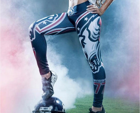 LIMITED EDITION Columbus Sports Leggings