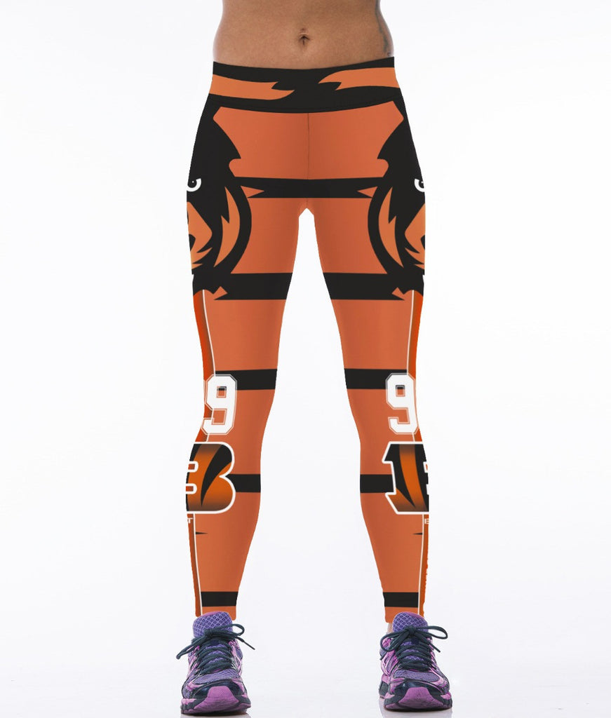 LIMITED EDITION V1 Cincinnati Sports Leggings