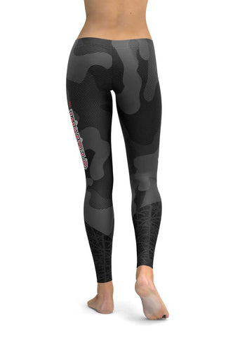 Atlanta Women's High Quality Sports Leggings