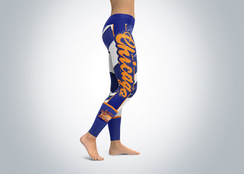 Chicagor Bliss Warm up Leggings